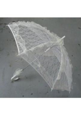 Ombrelle Mariage Enfant Blanche Décoration
