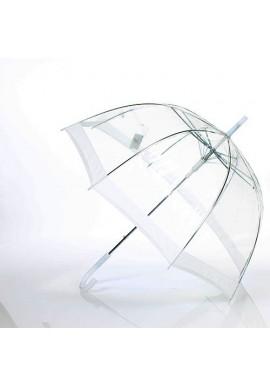 parapluie-cloche-transparent-liseret-blanc