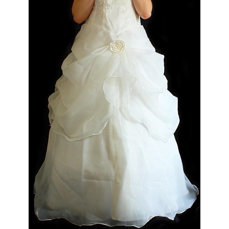 jupon de mariage 3 cerceaux 80cm - Jupon Mariage 3 Cerceaux
