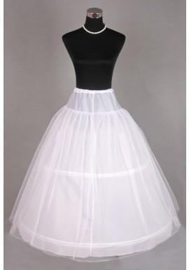 Jupon robe de mari e 2 cerceaux pas cher id es et d for Robes de mariage double baie