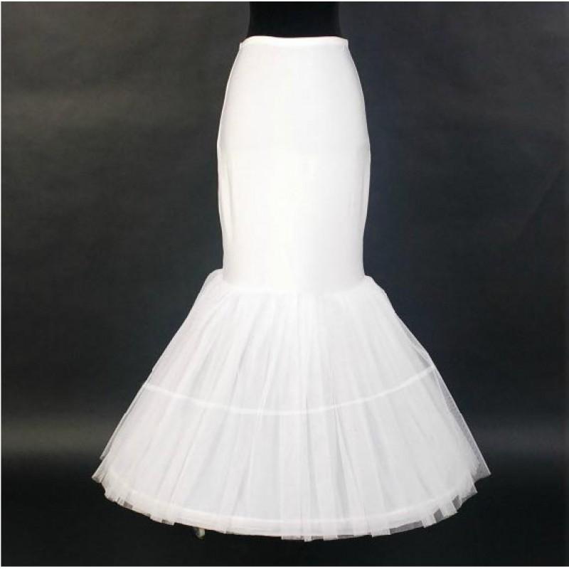 jupon de mariage robe marie sirne 2 cerceaux - Jupon Mariage 1 Cerceau Pas Cher