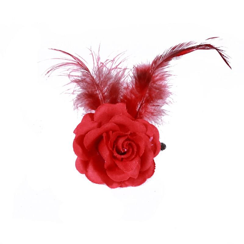 Pin fleur rose rouge 01jpg on pinterest - Fleur bleu blanc rouge ...
