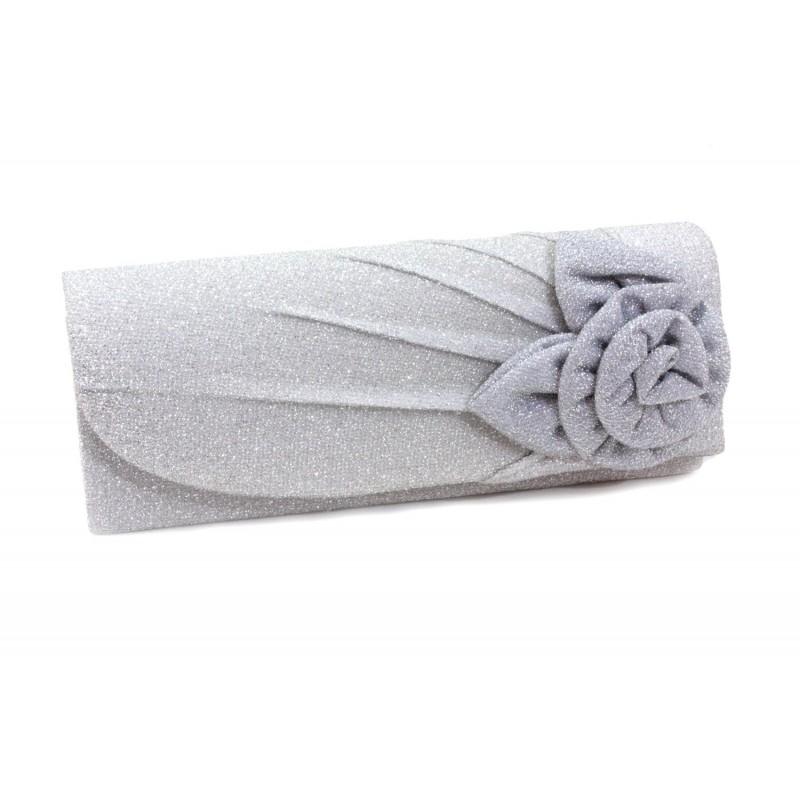 achetez en ligne des pochettes argentees parmi une large selection de produits et de grandes marques pochette de soiree modele adixia couleur argent - Pochette Argente Mariage